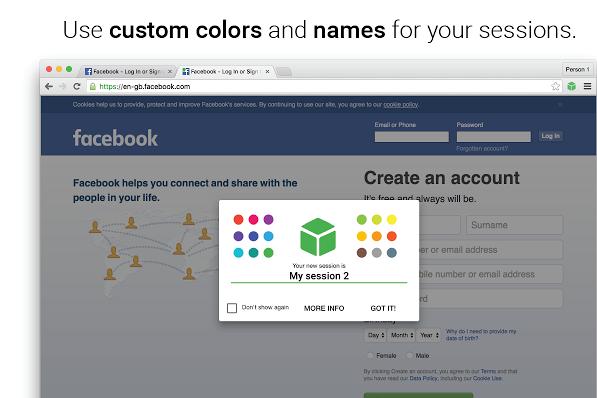 طريقة فتح حسابين أو أكثر على فيسبوك أو جميع المواقع من متصفح غوغل كروم فقط | طريقة بسيطة