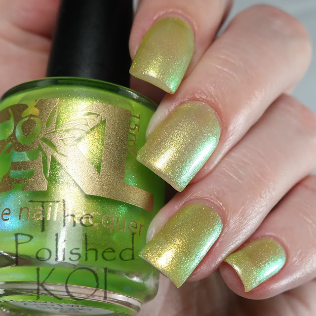 Bee's Knees Lacquer - I Was a Survivor, and I Was Strong