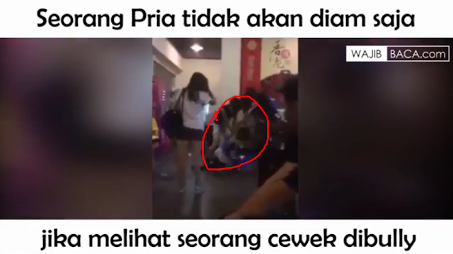 Anjing ini Menghadang Ibu yang Mencoba Menyakiti Anaknya