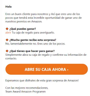 Caja Sorpresa Amazon
