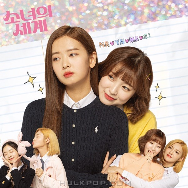 J_ust – Girl's World OST Part.2