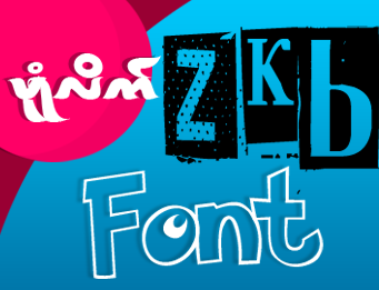 Install KarenFont on Android Phone