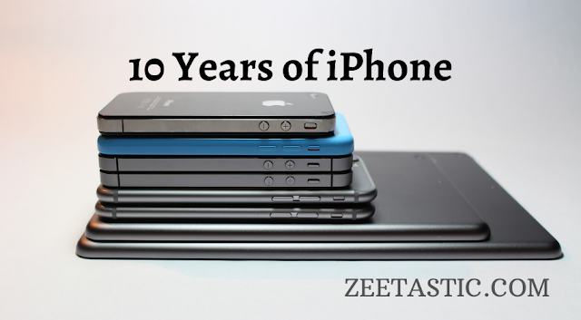 10 years of iPhone: How to make a smart phone so smart?