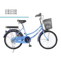 sepeda mini atlantis city bike