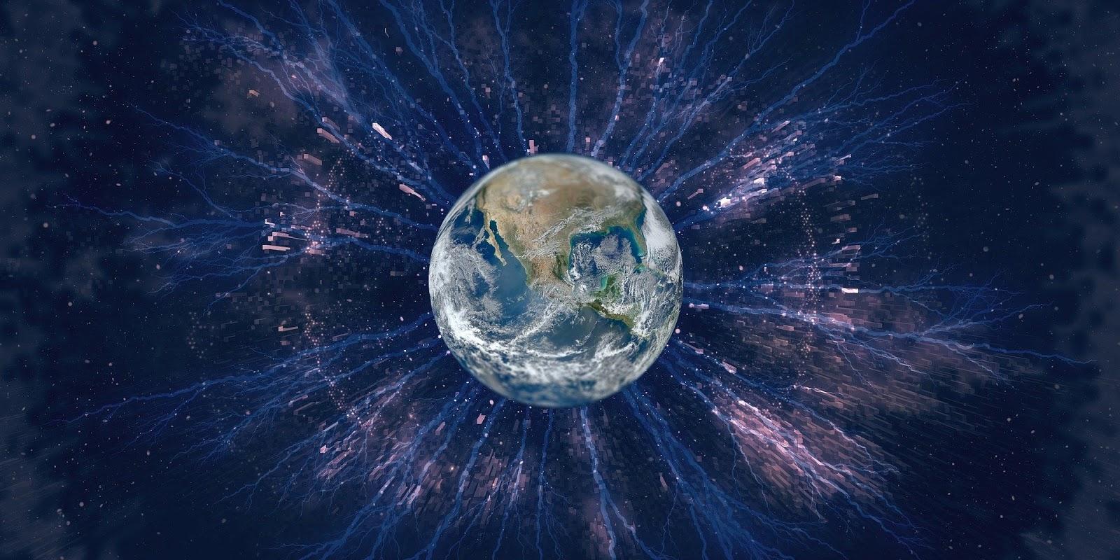 rezonans schumanna, puls ziemi,częstotliwości