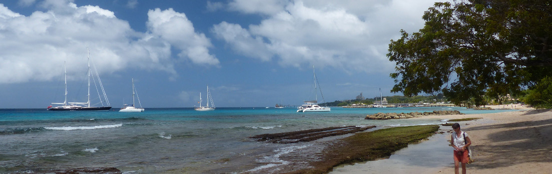 1. März - Barbados Port Saint Charles