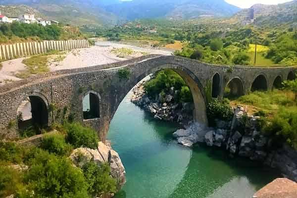 ura e mesit mes bridge shkodra