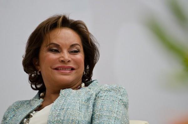 Exoneran cargos de delincuencia organizada a Elba Esther Gordillo