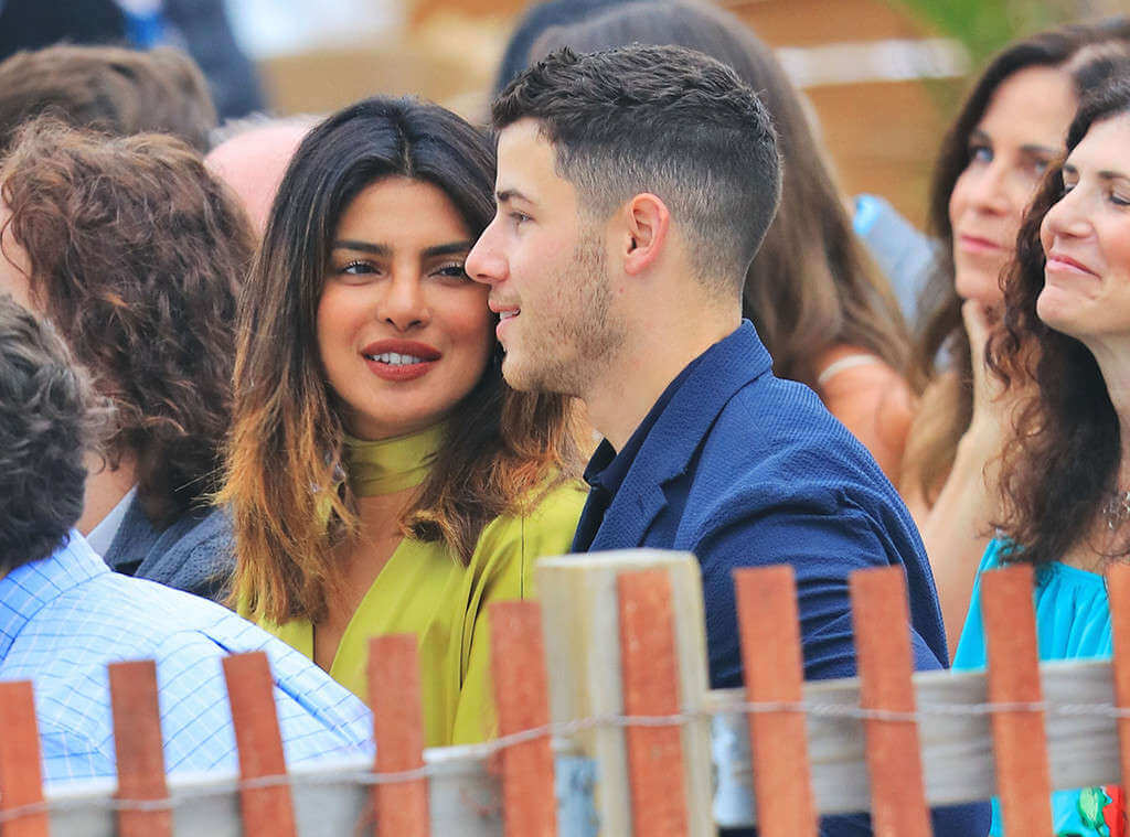 Priyanka Chopra And Nick Jonas Make It Official As Nick Jonas Takes Priyanka Chopra To His Cousin's Wedding