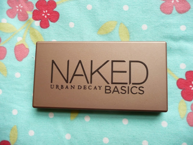 Urban Decay Naked Basics Matte Eyeshadow Palette