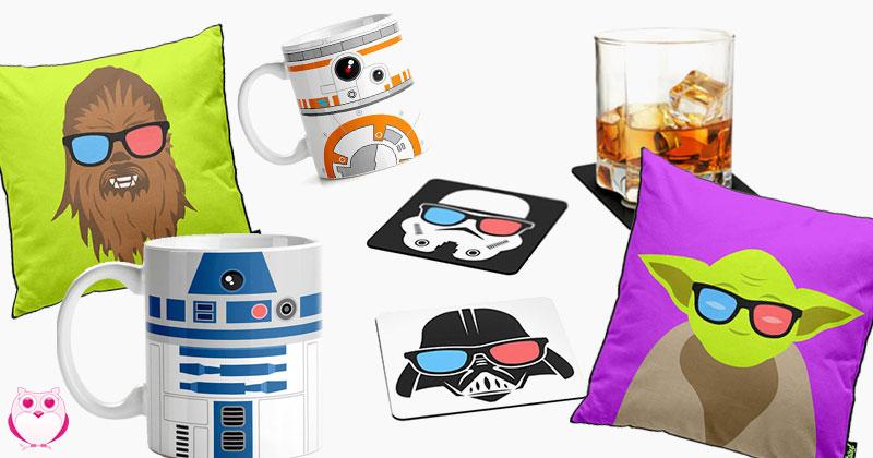 Decoração Geek - Star Wars