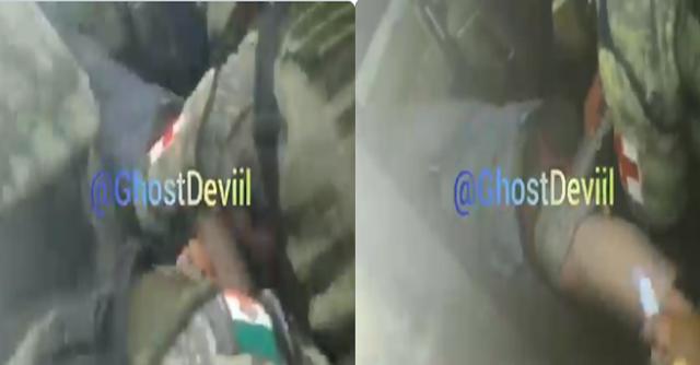 Video: Aguántame, denle por que viene otro dron por favor defiéndanos así fueron emboscados soldados mexicanos por El CJNG en Aguililla, Michoacán