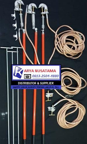 Supplier Grounding Set Forza FGS-150 ( 150kV ) di Jakarta