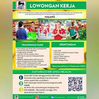 Loker Superindo Malang 2020