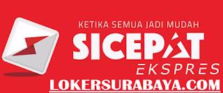 Info Loker Surabaya Terbaru di PT. Sicepat Ekspres Juni 2019