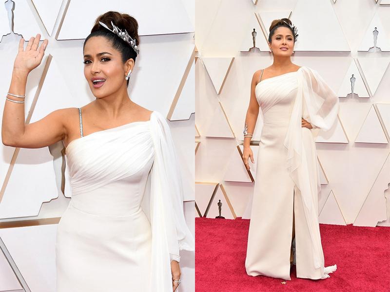 Salma Hayek The Oscars 2020