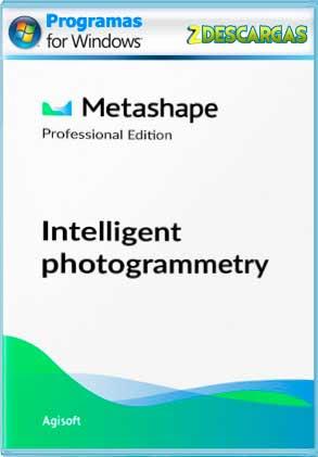 Agisoft Metashape Professional (2021) Full Español [Mega]