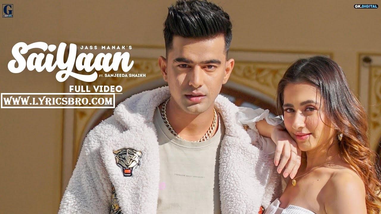 saiyaan-song-hindi-lyrics-jass-manak