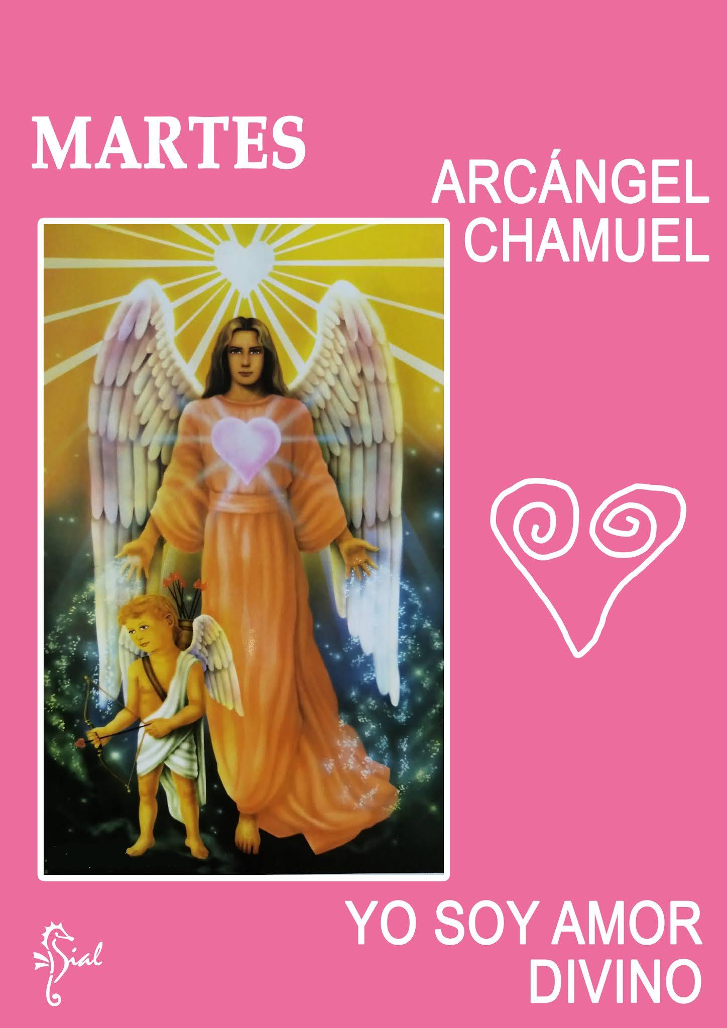 Arcángel Chamuel - ángeles del amor