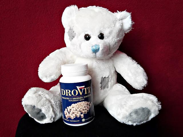 Drovit - Tabletki z drożdży piwnych