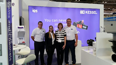 UK Construction Week - Starting Today!  We are ready and waiting to meet you!