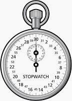 Cara Membaca Alat Ukur Stopwatch