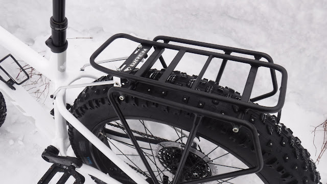 Fatbike Republic Wren Sports Cargo Rack Fat Bike