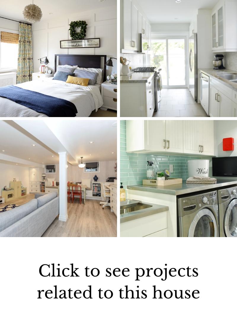 toronto semi detached, leaside house renovations