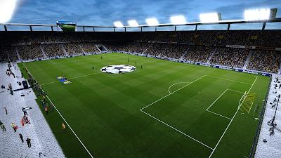 PES 2020 Stadium Stade de Suisse