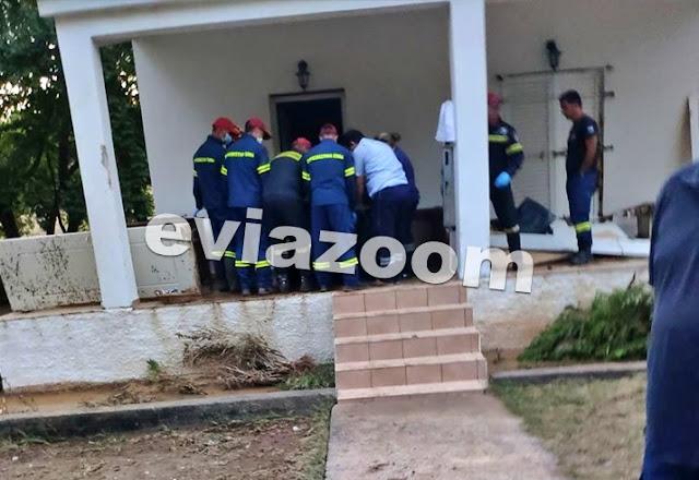 Εύβοια: Θρήνος στην Αμφιθέα για το ανδρόγυνο ηλικίας 38 και 42 ετών που βρέθηκε νεκρό μέσα στο σπίτι του! (pics)