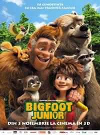 Bigfoot Junior Dublat In Romana