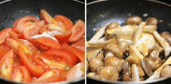 Hướng dẫn nấu món bún riêu chay trong những ngày tháng 7