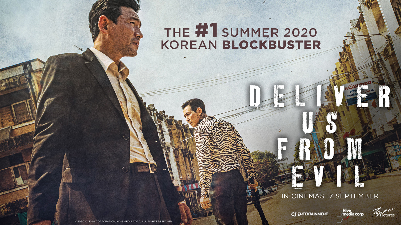 Filem Korea Paling Best 2020-Deliver Us from Evil (2020 film)