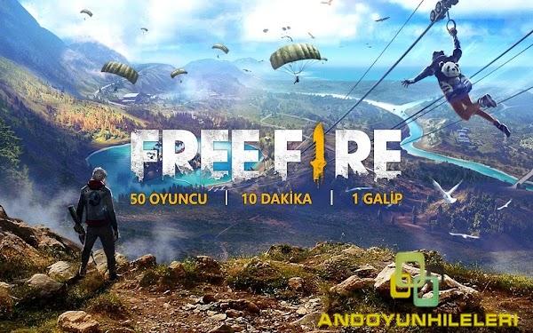 Garena Free Fire: Rampage Mega Hileli Mod APK v1.35.0