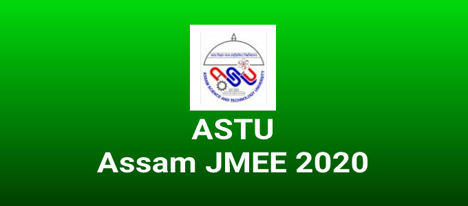 Assam JMEE 2020: Notification for Eligibility, Admit Card, Apply Online