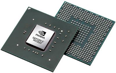 Nvidia GeForce MX350(ノートブック)フルドライバをダウンロード