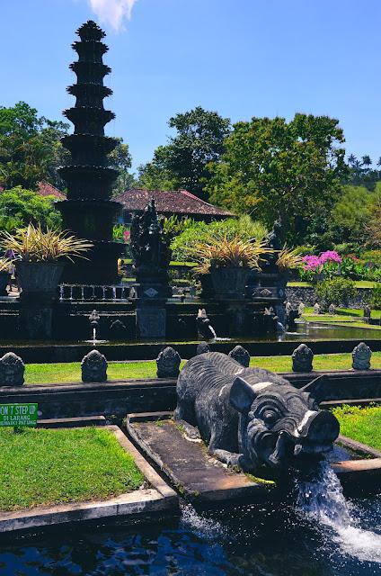 Świątynia Tirta Gangga
