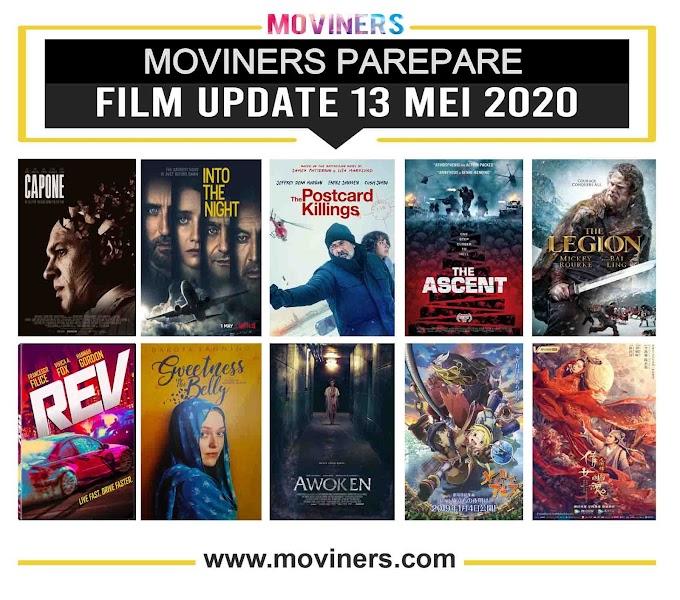 FILM UPDATE 13 MEI 2020