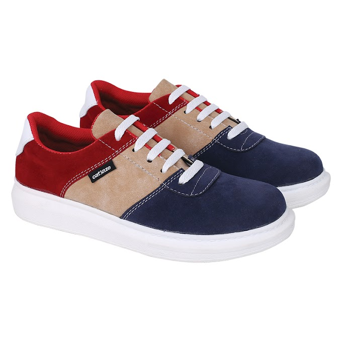 Sepatu Sneaker Wanita Catenzo MR 794