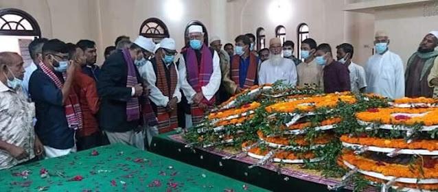 টাঙ্গাইলে মজলুম জননেতা মাওলানা আব্দুল হামিদ খান ভাসানীর ৪৪ তম মৃত্যুবার্ষিকী পালিত