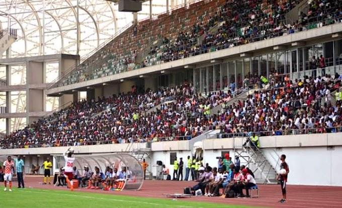 Nigeria Professional Football League Matchday 20 Fixtures