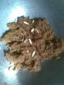 recipe of mung daal halwa