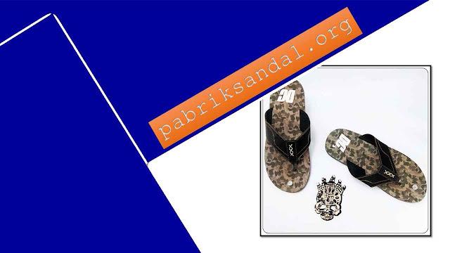 Pabrik Sandal Imitasi Termurah - Sandal Fiber CPC DWS
