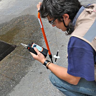 Detectar fugas de agua en Pamplona