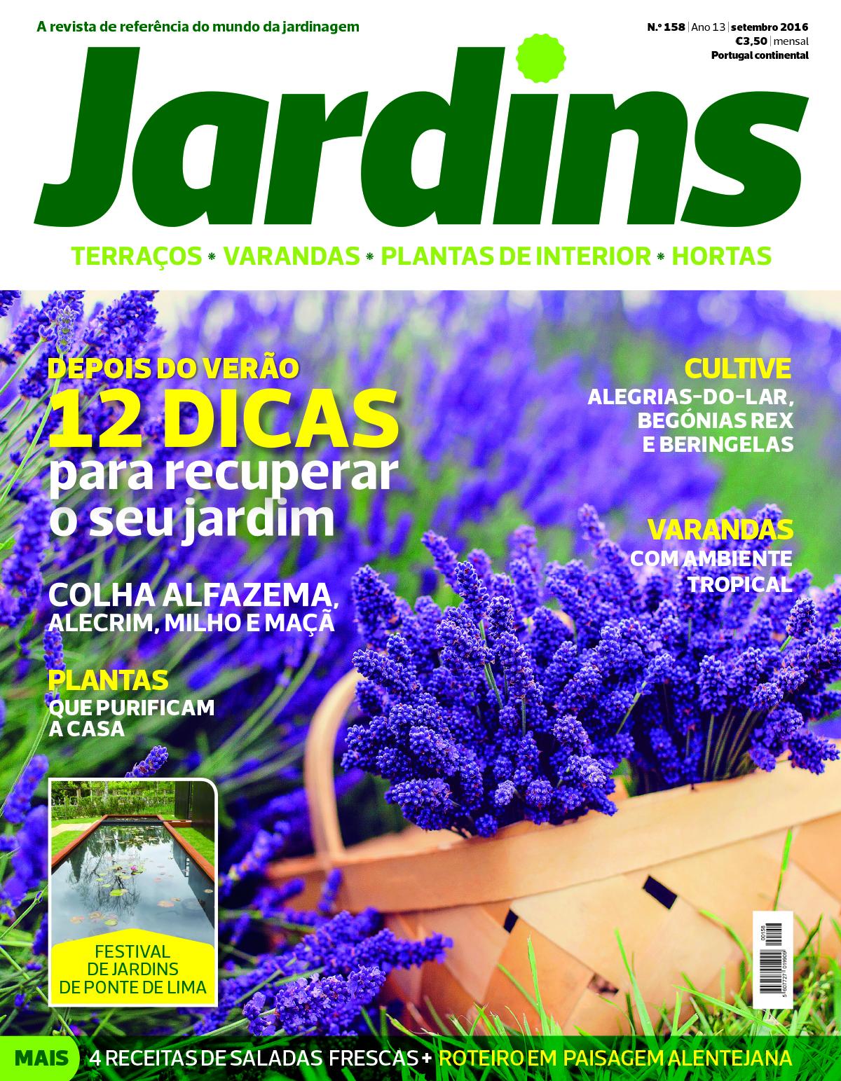 Um jardim para cuidar for Jardin de genios revista 2016