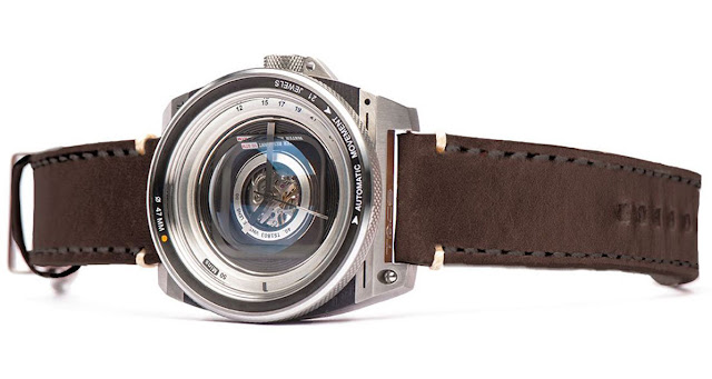 TACS Automatic Vintage Lens II Rustic Brown