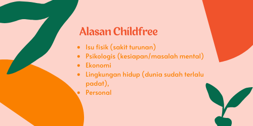 Alasan Childfree