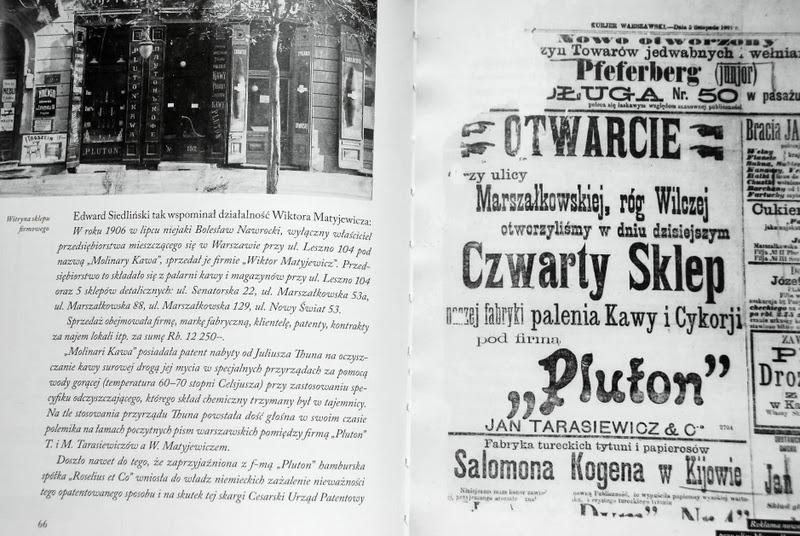 Przykładowe strony książki, z bogatym materiałem ilustracyjnym
