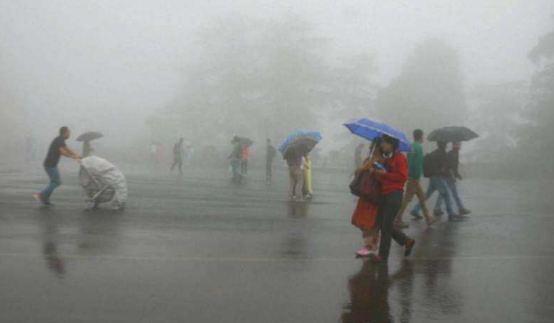 अगस्त में हुई बारिश ने तोड़ा 10 साल का रिकॉर्ड - newsonfloor.com