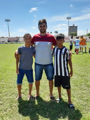 Atleta agenciado pela Escolinha Liberal de Patos tem uma das multas rescisórias mais caras do futebol brasileiro